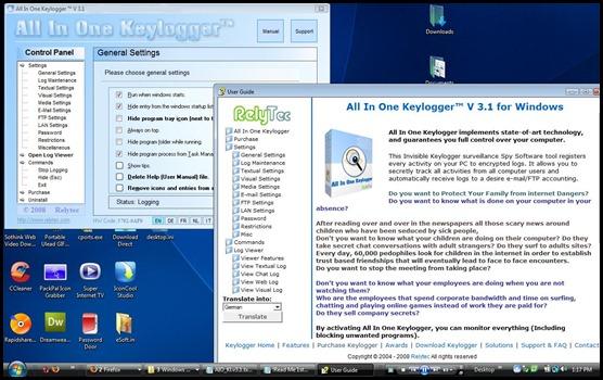 Come spiare un computer di nascosto geek24ore for Miglior software di progettazione edilizia